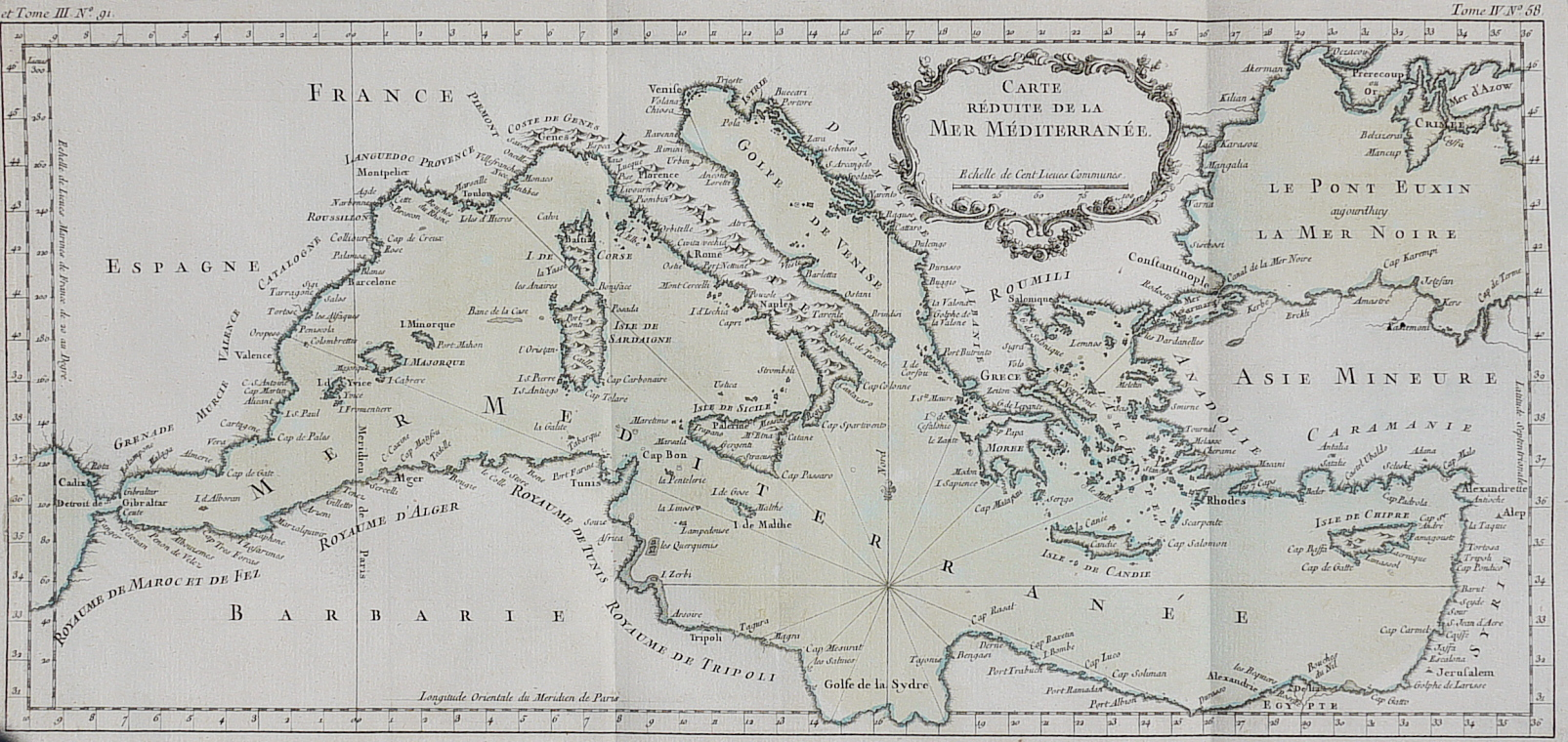 Image Result For World Map Of Mediterranean Sea