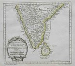 INDIA , CEYLON, SRI LANKA L'INDE