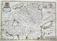 SIBERIA TARTARY A NEW MAP OF GREAT TARTARY AND CHINA