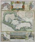 WEST INDIES/CENTRAL AMERICA 'INDIAE OCCIDENTALIS'