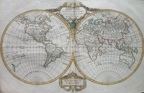 WORLD MAPPE-MONDE