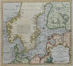 BALTIC SEA A CHART OF THE BALTIC SEA