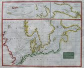 BALTIC SEA CHART OF THE NORTH AND BALTIC SEAS