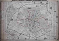 PARIS   PLAN COMPLET