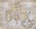 CHATELAIN MAP OF ASIA