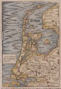 HOLLAND FROM MUNSTER'S COSMOGRAPHIA