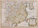 BELLIN'S MAP OF CHINA