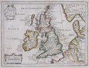 BRITISH ISLES BY PICART