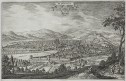 MERIAN'S SEVENTEENTH CENTURY VIEW OF FLORENCE
