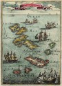 MALLET'S MAP OF CAP VERDE ISLANDS