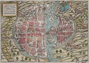 MUNSTER  PLAN OF PARIS   1569