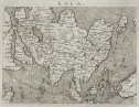 MAGINI'S MAP OF ASIA