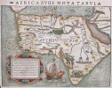 MUNSTER  1542 MAP OF AFRICA