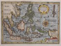 EAST INDIES  MERCATOR HONDIUS ATLAS MINOR