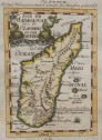 MALLET'S MAP OF MADAGASCAR
