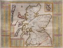 CHATELAIN MAP OF SCOTLAND