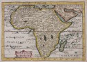JOLLIAN RARE MAP AFRICA