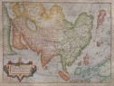 ORTELIUS ASIA  LATE EDITION