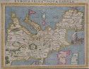 MUNSTER FIRST MODERN MAP OF EUROPE RARE EDITION