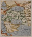MUNSTER MAP OF ARABIA  THE GULF