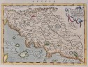 MAGINI'S MAP OF TUSCANY