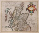 MERCATOR FOLIO  MAP OF SCOTLAND