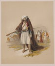 EGYPT   ARABS OF THE DESERT    ..ROBERTS